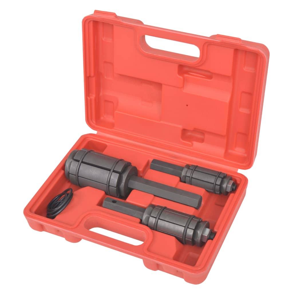 """vidaXL Dispozitiv de lărgire țeavă tobă eșapament, 1-1/8"""" - 3-1/2"""" vidaxl.ro"""