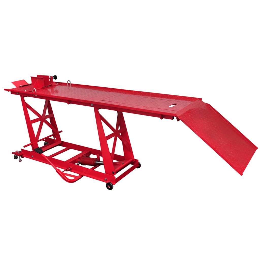 Afbeelding van vidaXL Motorheftafel 450 kg