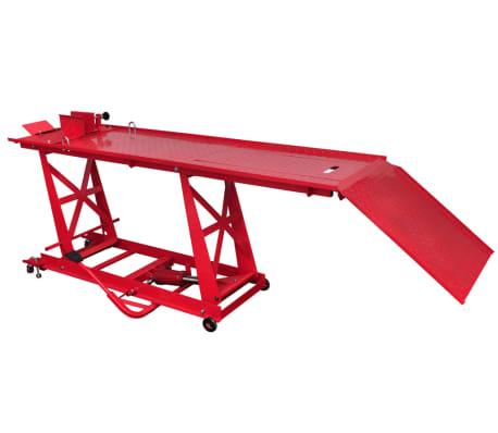 acheter pont l vateur plateforme hydraulique pour moto 450 kg pas cher. Black Bedroom Furniture Sets. Home Design Ideas