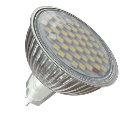 led lampe strahler 12stk mr16 3w 200 lumen g nstig kaufen. Black Bedroom Furniture Sets. Home Design Ideas