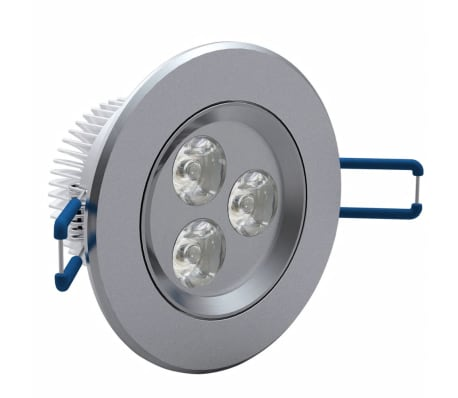 LED Lampe Strahler 12 x 3 W 270 Lumen Ø 9 cm günstig kaufen | vidaXL.de