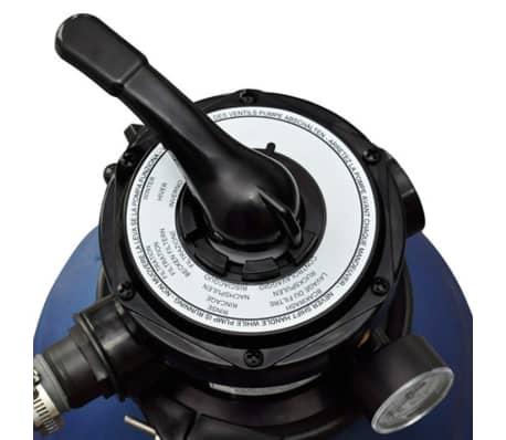 vidaXL Pompe à filtre à sable 400 W 11000 l/h[3/5]