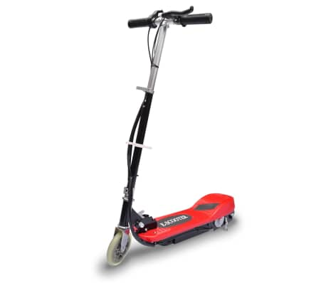 vidaXL Electric Scooter 120 W Red
