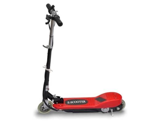 elektroroller e scooter elektro mini bike 120w akku motor. Black Bedroom Furniture Sets. Home Design Ideas