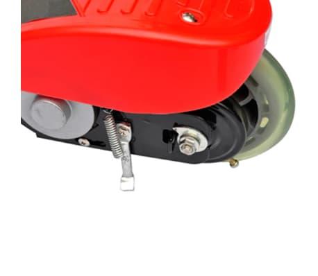 vidaXL Elektrische step 120 W rood[3/5]