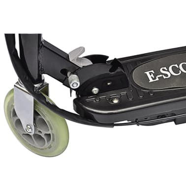 vidaXL Electric Scooter 120 W Black[3/4]