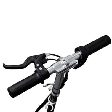 vidaXL Elektrisk sparkcykel med sadel 120 W röd[5/6]