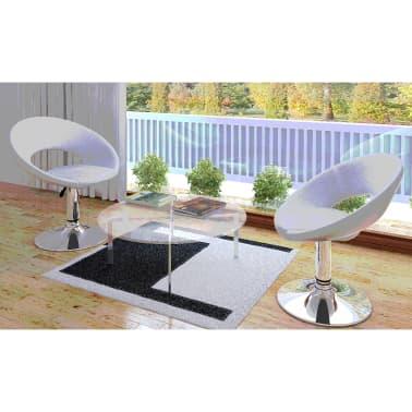 Sgabello poltroncina cucina o bar bastia design bianco for Sgabello bianco cucina