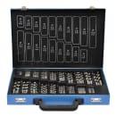 170-Piece Twist Drill Bit Set in Metal Box HSS