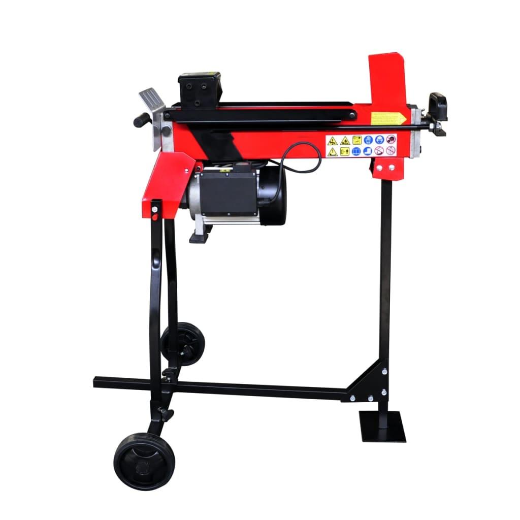 Afbeelding van vidaXL Kloofmachine HT1800 4-ton met standaard