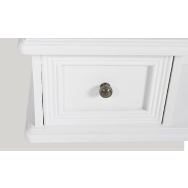 vidaXL spoguļgaldiņš, taisnstūra spogulis, MDF[5/6]