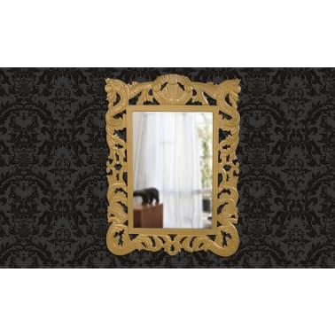 acheter miroir mural de style baroque pas cher. Black Bedroom Furniture Sets. Home Design Ideas
