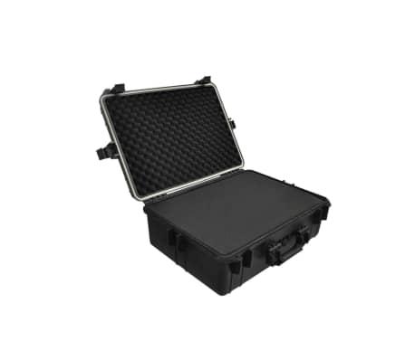 Transport torba za delo Črna w / pena zmogljivosti 35 Liter[1/5]