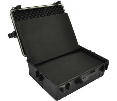 Transport torba za delo Črna w / pena zmogljivosti 35 Liter[5/5]