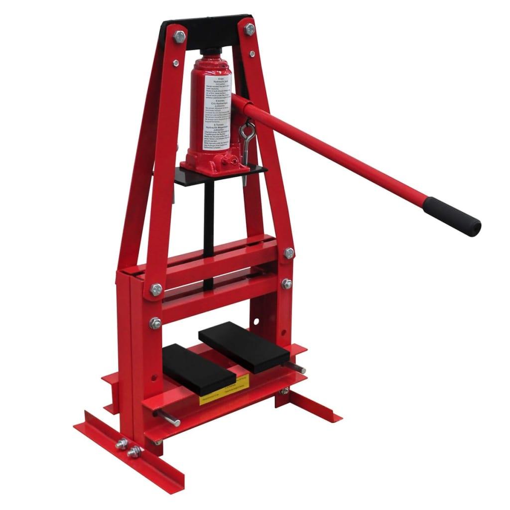 Hydraulický lis s pracovním tlakem 6 t