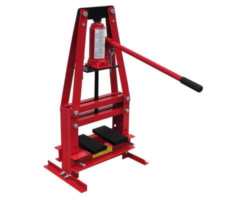 Hydraulische Werkstattpresse 6  ton Hydraulikpresse