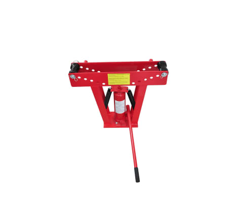 12 Ton Hydraulic Tube Rod Pipe Bender with 6 Dies[2/4]