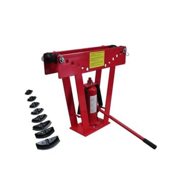 Cintreuse-Presse à cintrer hydraulique - 16 T + 8 matrices[1/4]