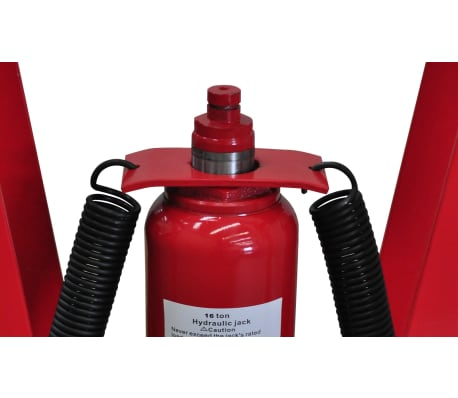 Cintreuse-Presse à cintrer hydraulique - 16 T + 8 matrices[4/4]
