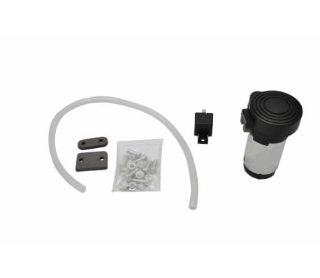 Single Trumpet Air Horn Kit incl.12V Compressor[3/4]