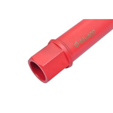 Couronne diamant pour carotteuse 44 mm x 400 mm sec et humid[2/4]