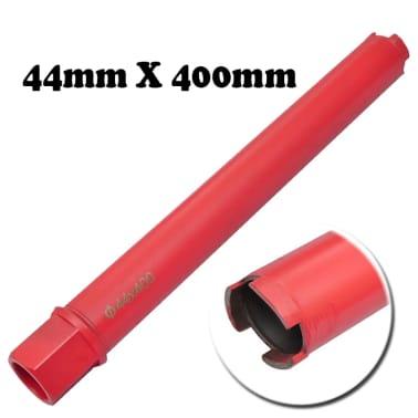Couronne diamant pour carotteuse 44 mm x 400 mm sec et humid[4/4]