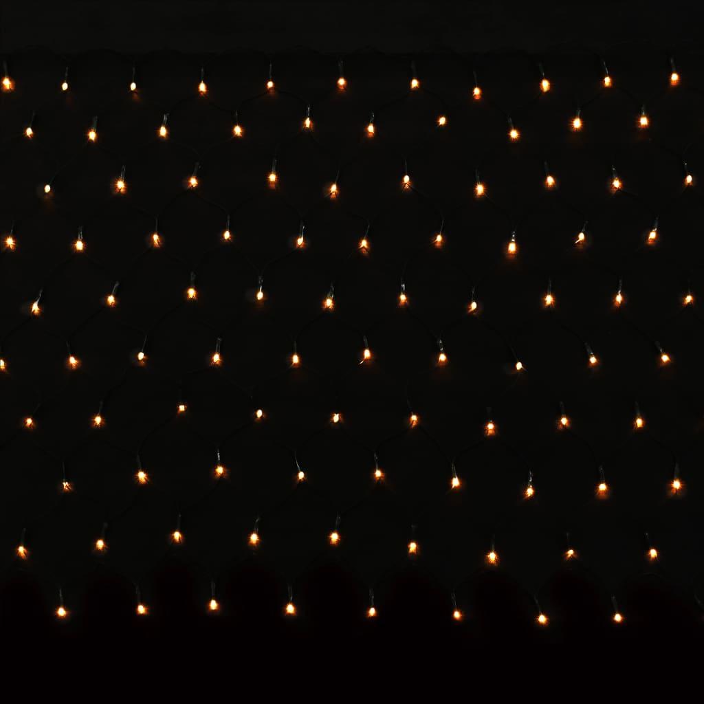 Vánoční světla síť 200 LED, 3,2 x 1,5 m