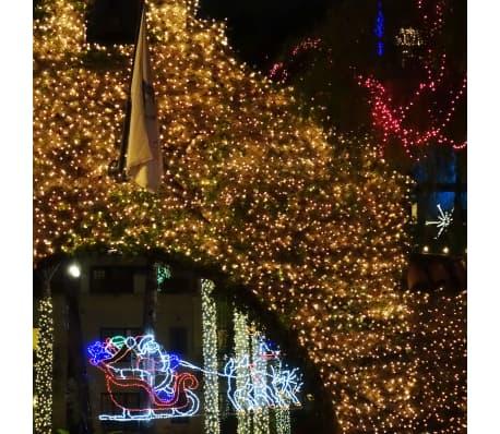 400 LED võrktuled 3m x 3m jõululedlambid[4/4]
