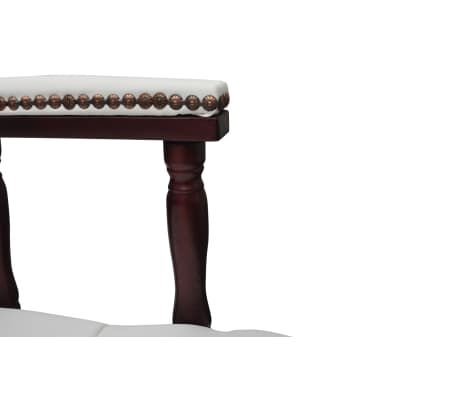 Krzesło biurowe Fotel kapitański Chesterfield[6/6]