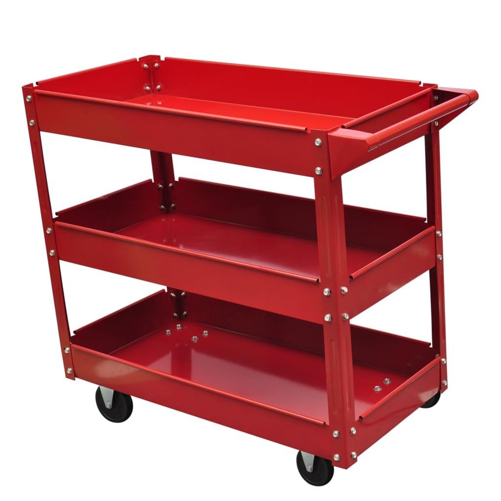 Dílenský vozík pro nástroje 100kg