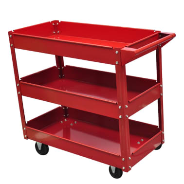 Workshop Tool Trolley 220 lbs.[1/5]