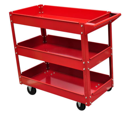 vidaXL Workshop Tool Trolley 100 kg[5/5]