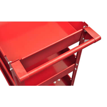 vidaXL Workshop Tool Trolley 100 kg[3/5]