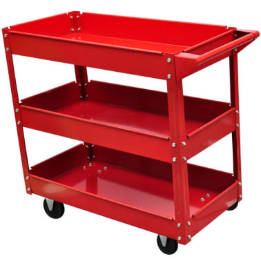 Workshop Tool Trolley 220 lbs.[5/5]