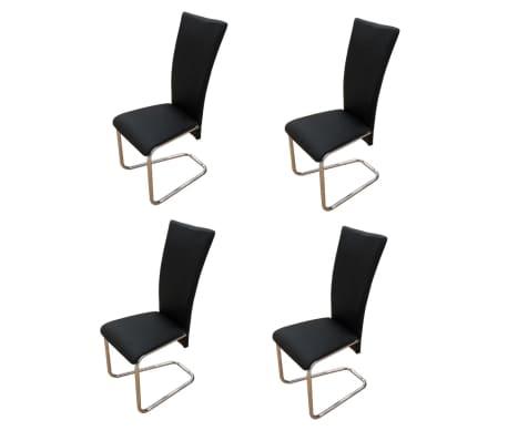 4 st hle stuhlgruppe esszimmerst hle sitzgruppe g nstig kaufen. Black Bedroom Furniture Sets. Home Design Ideas