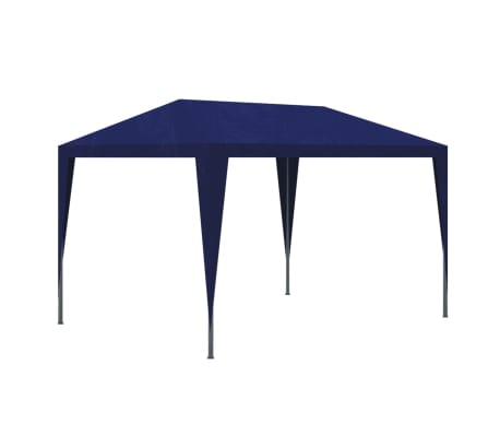 vidaXL 10' x 10' Blue Party Tent[1/4]