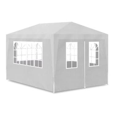 vidaXL Tenda para festas 3x4 m branco[2/7]