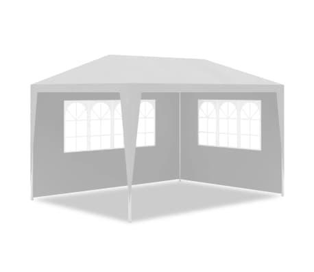 vidaXL Tenda para festas 3x4 m branco[3/7]