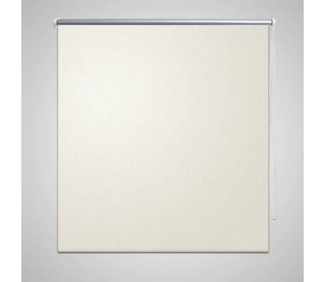Ρόλερ Σκίασης Blackout Εκρού 80 x 175 cm[1/4]