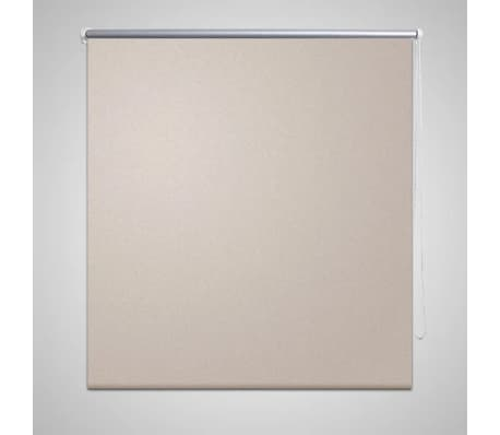 Estor Persiana Enrollable 80 x 175cm Beige[1/4]