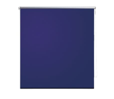 acheter store enrouleur occultant 80 x 175 cm bleu pas cher. Black Bedroom Furniture Sets. Home Design Ideas