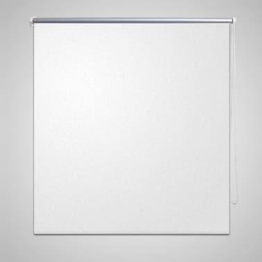 Zatemňovací látková roleta - 100 x 175 cm - bílá[1/4]