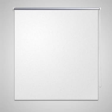 Estor Persiana Enrollable 120 x 175cm Blanco[1/4]