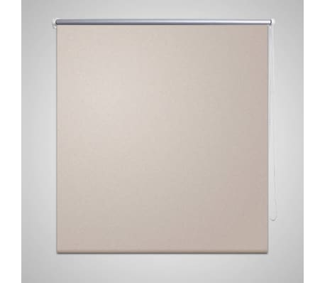 acheter store enrouleur occultant 120 x 175 cm beige pas cher. Black Bedroom Furniture Sets. Home Design Ideas