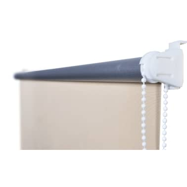 Rullgardin svart 160 x 175 cm mörkläggande[3/4]