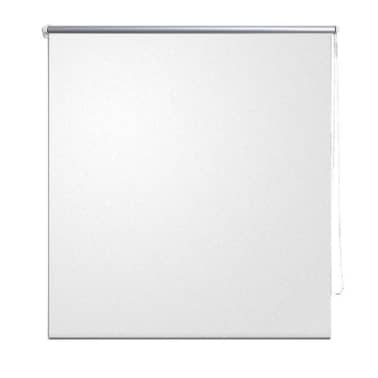 Roller Blind Blackout 80 x 230 cm White[2/4]