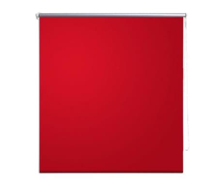 Rolo crvena zavjesa za zamračivanje 80 x 230 cm[2/4]