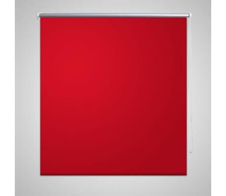 Verdunkelungsrollo 80 x 230 cm rot[1/4]
