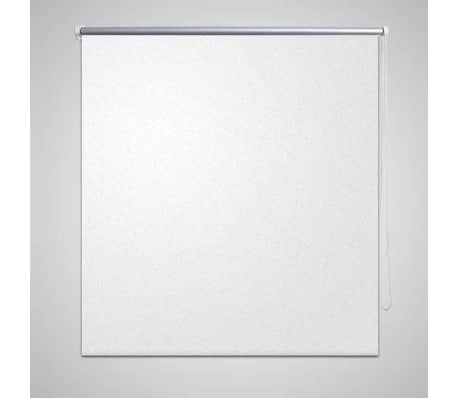Estor Persiana Enrollable 100 x 230 cm Blanco[1/4]