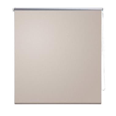 Rolgordijn verduisterend 100 x 230 cm beige[2/4]